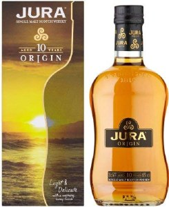 Isle Of Jura 10 Year Single Malt Whiskey 750ml
