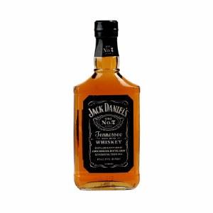 Jack Daniels Bourbon Whiskey 375ml