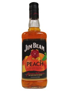 Jim Bim Peach Bourbon Whiskey 375ml