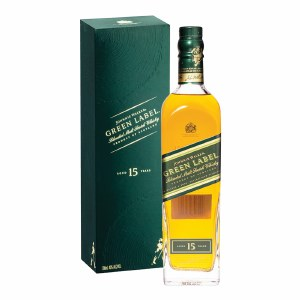 Johnnie Walker Green Label Blended Scotch Whiskey 750ml
