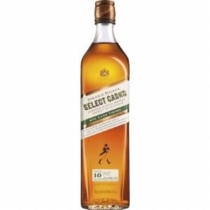 Johnnie Walker Rye Select Casks Blended Scotch Whiskey 750ml