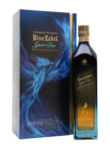 Johnnie Walker Blue Label Ghost And Rare Blended Scotch Whiskey 750ml