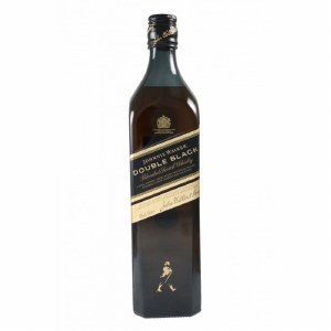 Johnnie Walker Double Black Blended Scotch Whiskey 750ml