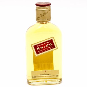 Johnnie Walker Red Label Blended Scotch Whiskey 200ml