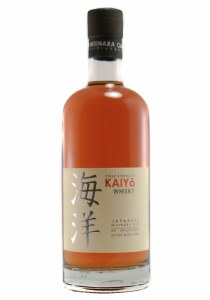 Kaiyo Cask Strength Japnese Whiskey 750ml