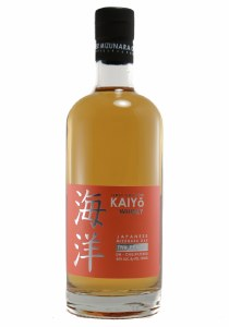 Kaiyo Peated Japnese Whiskey 750ml