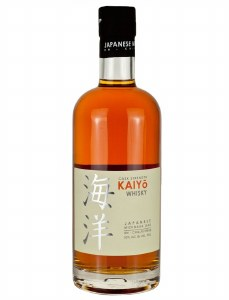 Kaiyo Oak Japnese Whiskey 750ml