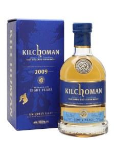 Kilchoman 2009 Eight Years Single Malt Whiskey 750ml
