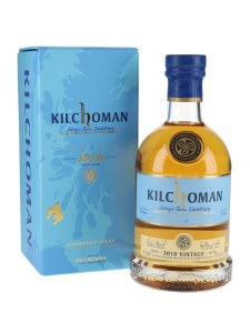 Kilchoman 2010 Limited Edition Islay Single Malt Whiskey 750ml
