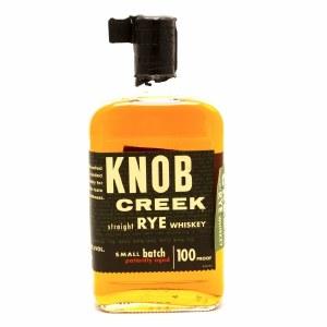 Knob Creek 100P Rye Whiskey 750ml