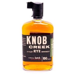 Knob Creek Rye 375ml