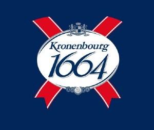 Kronenbourg 1664 16oz 4pk Can