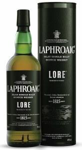 Laphroaig Lore Single Malt Whiskey 750ml