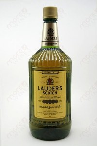 Lauders Blended Scotch Whiskey 1.75L