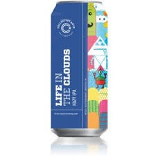 Collective Art  Life In The Clouds Hazy IPA 4pk 12oz Can
