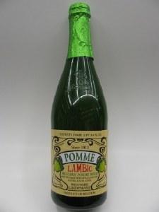 Lindeman Pomme Lambic 355ml
