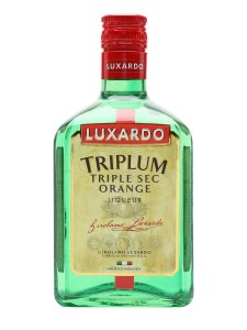 Luxardo Triplum Triple Sec Liqueur 750ml