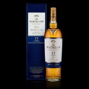 Macallan 12 Year Double Cask Single Malt Whiskey 750ml