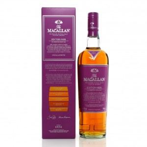 Macallan Edition No 5 Single Malt Whiskey 750ml