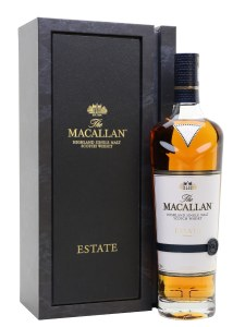 Macallan Estate Single Malt Whiskey 750ml