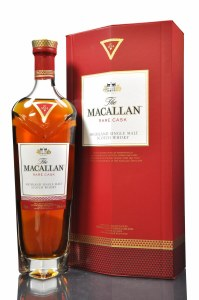 Macallan Rare Cask Single Malt Whiskey 750ml
