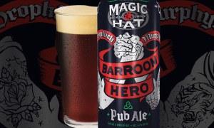 Magic Hat Barroom Hero 4 Pack Cans