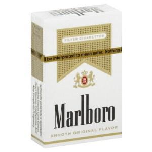 Marlboro Gold Short Box