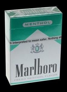 Marlboro 72 Short Menthol Box