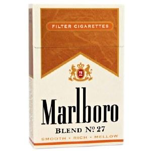 Marlboro Blend 27 Short Box