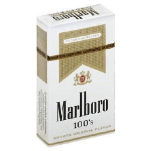 Marlboro Light 100 Box