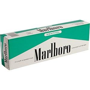 Marlboro Menthol Gold Box Short