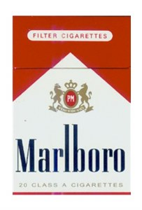 Marlboro Red Short Box