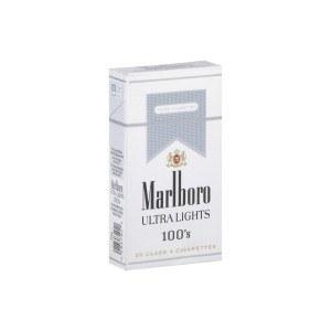 Marlboro Silver 100 Box