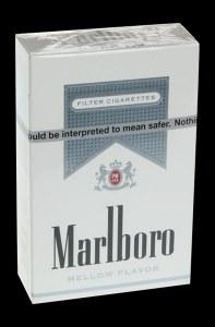 Marlboro Silver Short Box