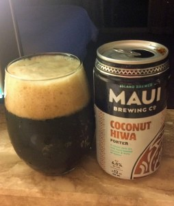 Maui Coconut Porter 4 Pack Cansn