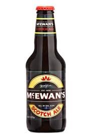 Mc Ewan's Scotch Ale 4pk12oz Bottles