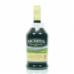Merrys White Chocolate Irish Cream Liqueur 750ml