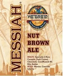 Messiah Nut Brown Ale 6pk B