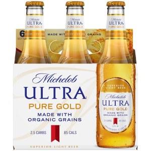 Michelob Ultra Pure Gold 6pk B