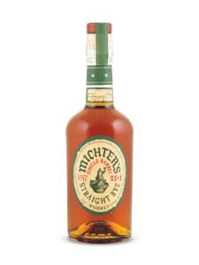 Micheters Single Barrel Straight Rye Whiskey 750ml
