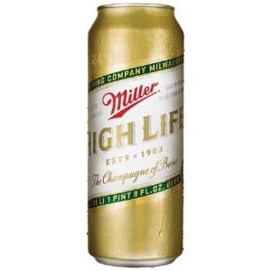 Miller High Life 24oz Bottles