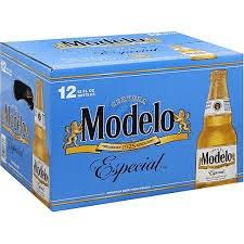 Modelo Especial 12pk Bottles