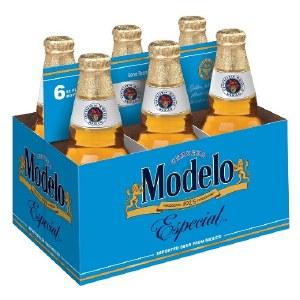 Modelo Especial 12oz 6pk Bottles