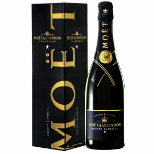 Moet Chandon Nectar Imperial Black 750ml