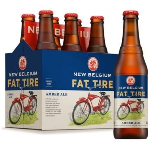 New Belgium Fat Tire 12oz 6pk Bottles