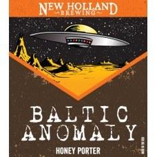 New Holland Baltic Anomaly Honey Porter 12oz 4pk Bottles
