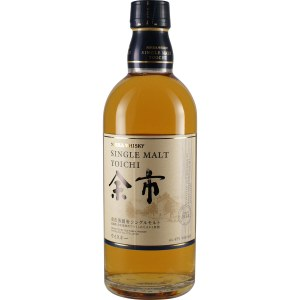 Nikka Yoichi Japnese Single Malt Whiskey 750ml