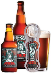 Ninkasi Dawn of the Red 12oz 6pk Bottles