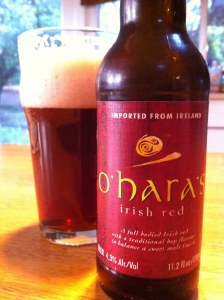 O'Hara's Irish Red 12oz 4pk Botles