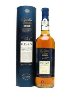 Oban 14 Year Distillers Edition Single Malt Whiskey 750ml